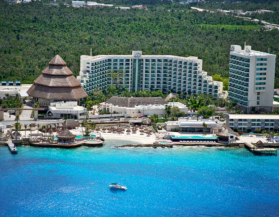 Grand Park Royal Cozumel: Hotels And Resorts